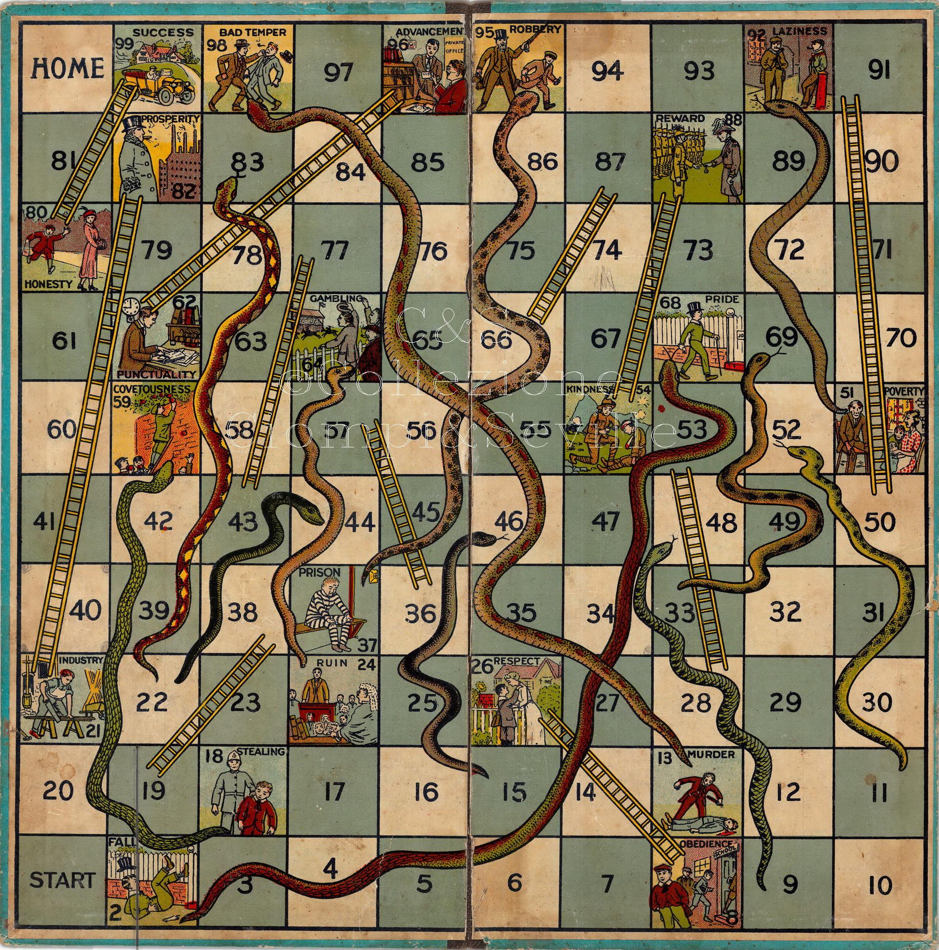 Giochi di serpenti velenosi